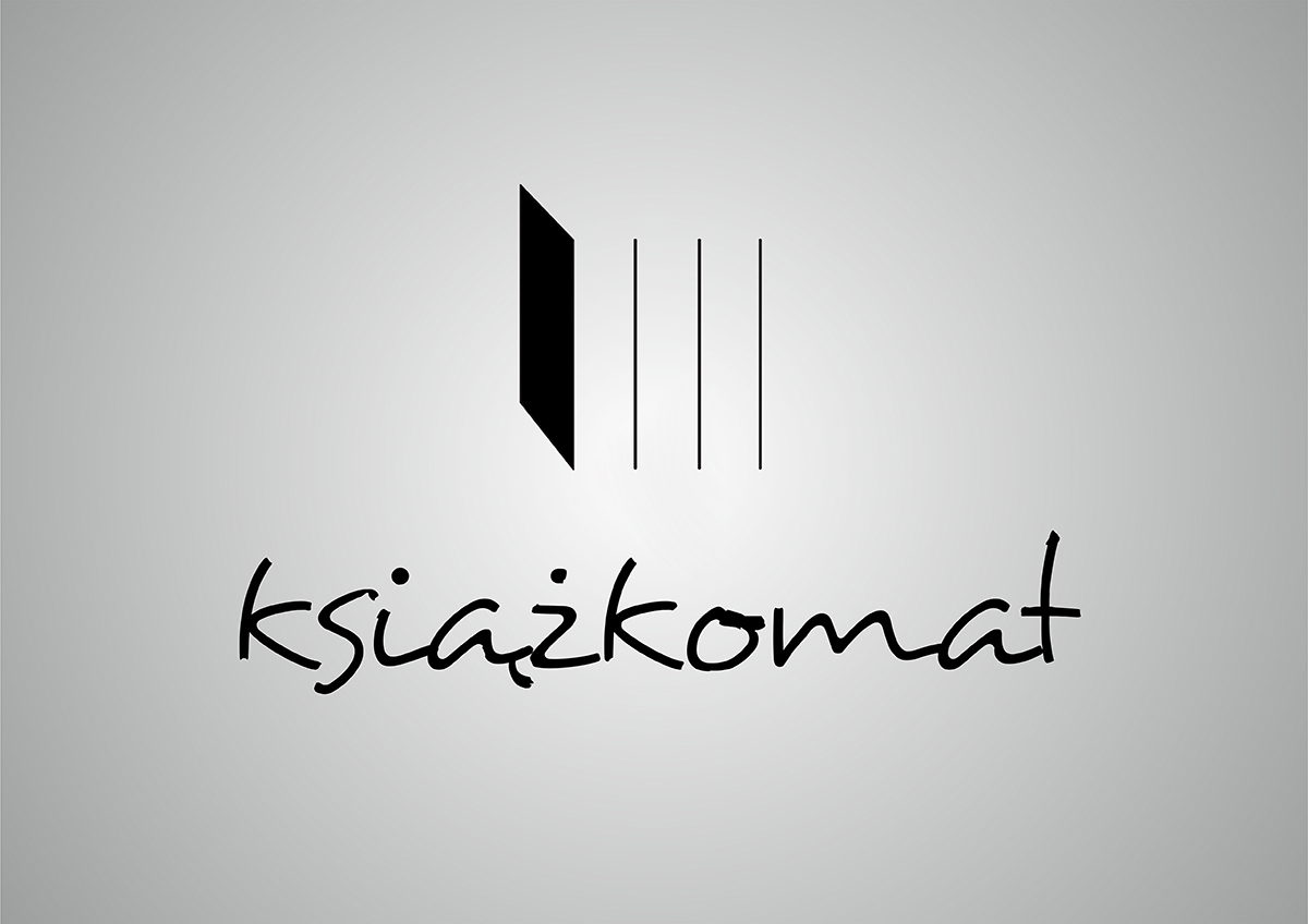 Książkomat - logo