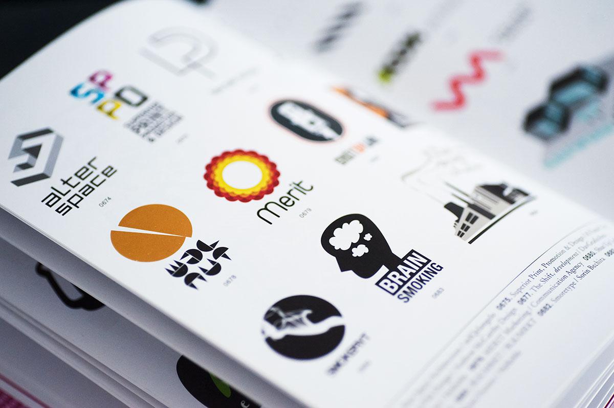 Logo Design – ed. Julius Wiedemann